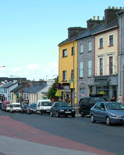 Gort in County Galway